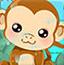照顾小猴子