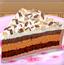 冰淇淋蛋糕角