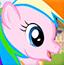 我的宠物彩虹马