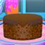 咖啡水果蛋糕