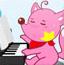 星星狐钢琴演奏会
