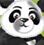 照顾大熊猫
