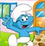 蓝精灵蘑菇屋