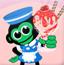 小猴爱冰淇淋