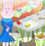 兔子整理家务