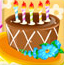 娃娃的生日蛋糕