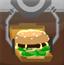 超大号汉堡包