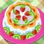 甜蜜水果蛋糕