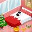 圣诞装饰小屋