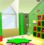 布置绿色房间