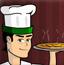 快速做比萨
