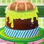 美味节日蛋糕