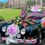 布置豪华婚车