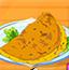 面包煎蛋卷
