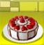 制作草莓蛋糕和巧克力果仁