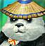 快乐的熊猫