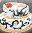 万圣节制作蛋糕