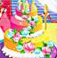 华丽的婚礼蛋糕