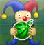 小丑消水果