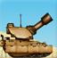 风暴沙漠新型坦克