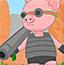 火箭猪炸灰狼