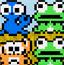 小青蛙消消看