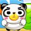 大力小熊猫
