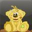 布袋熊吃扣子万圣节版