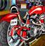 摩托车改装店