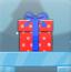 礼物盒变圣诞树