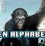 猿族崛起找字母