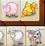 可爱牧场小动物连连看