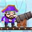 海盗船长炮轰小弟