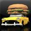 汉堡汽车走迷宫