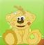 布袋熊吃扣子