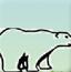 愤怒北极熊保护家园