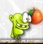 小怪物吃水果