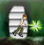 少年骇客洞穴奔跑