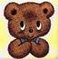 可爱泰迪熊连连看