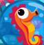 泡泡鱼找伴侣