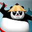 功夫熊猫吃寿司升级版