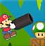 马里奥大炮打蘑菇