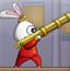 兔子点灯迎新年