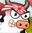 奶牛炸野牛之消失于时