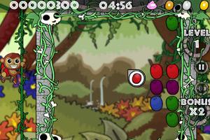 小猴摘水果