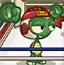 小龟拳击赛