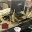 凌乱的办公室2