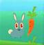惊人飞行兔