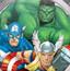 绿巨人与众英雄