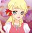 公主的糖果色彩服饰